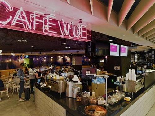 Melbourne Airport gets Priority Pass Restaurants in Domestic Terminal 2